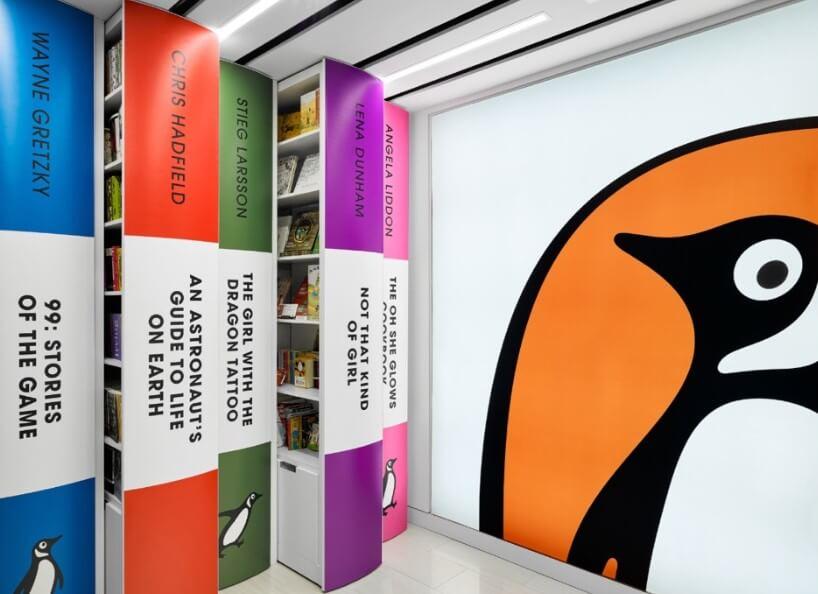 Penguin Bookstore Logo