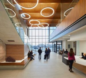'Movement is life' is the driving theme of this North Bay healthcare centre