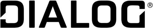 Dialog Design Logo