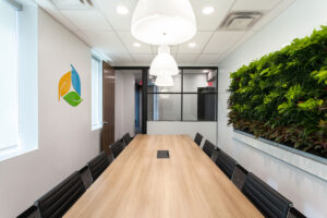 Clean and green design reflects updated image for Canada's largest rental community