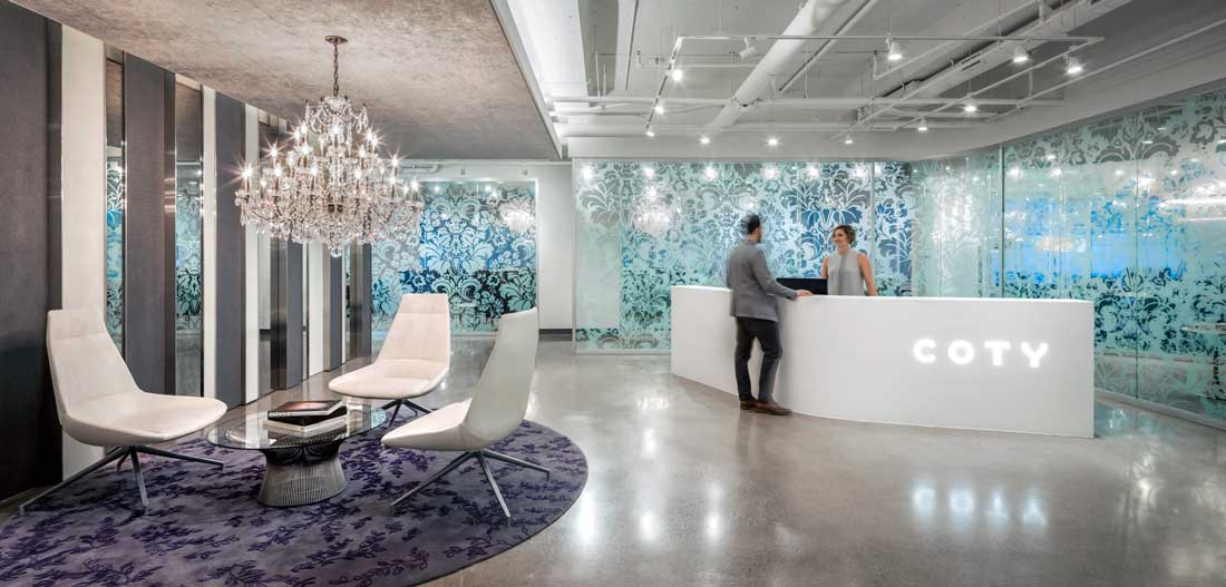 How Coty's Toronto headquarters set a new design standard for their offices