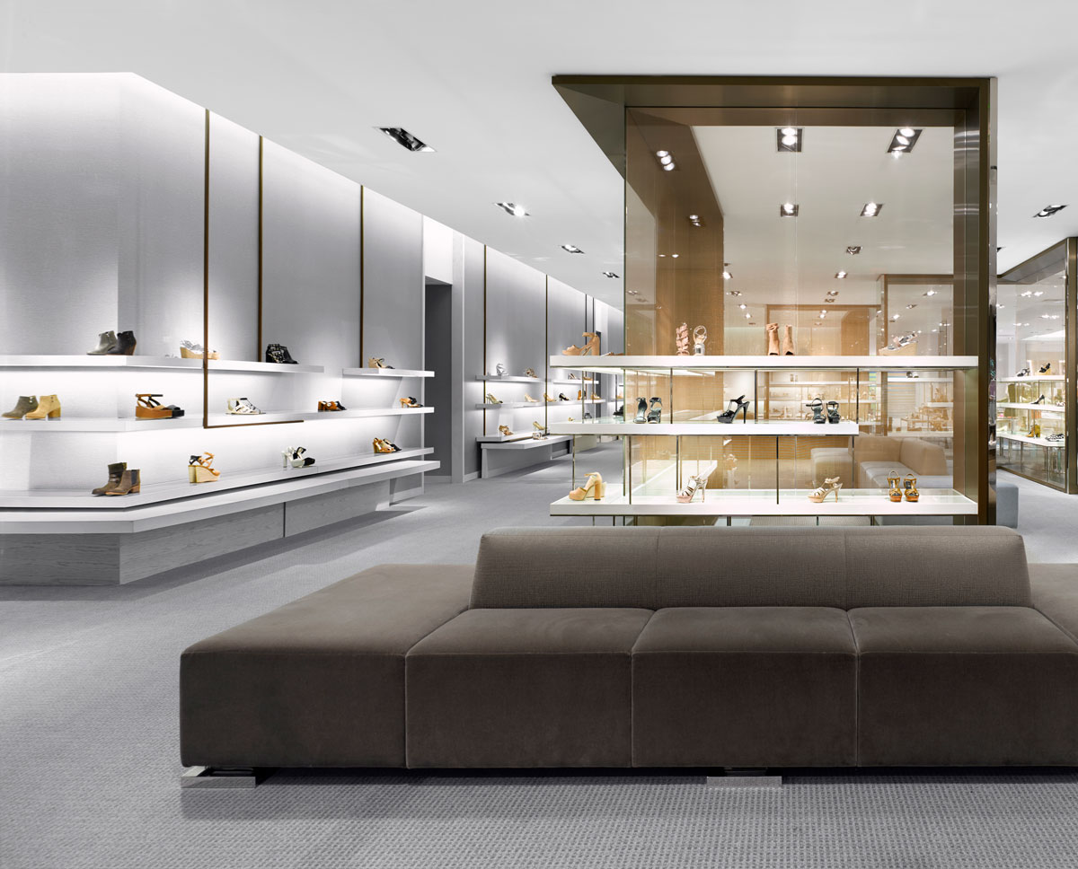 Creating a Neiman Marcus experience