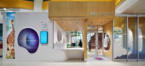 Designing healthcare spaces for kids: Introducing a sense of exploration and curiosity
