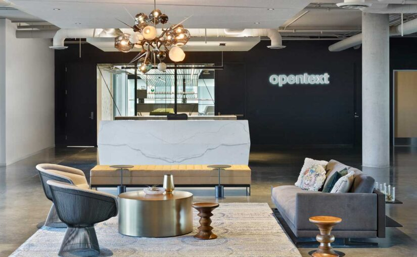 This Silicon Valley office embodies the best in workplace design