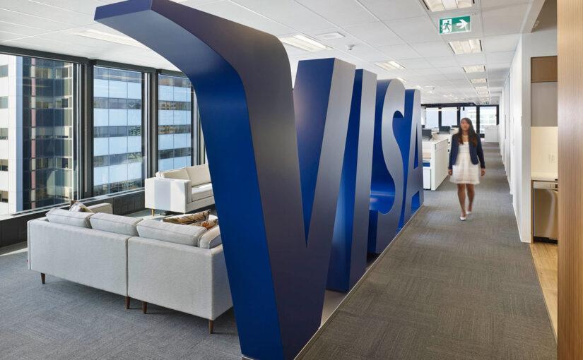 Interior Design team deserves credit for Visa's new offices