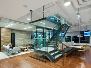 An activity based workplace for innovation
