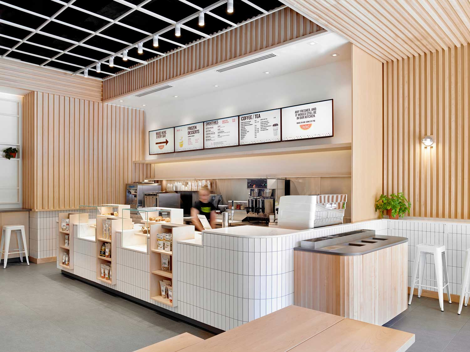 Interior design is key to expressing the brand experience