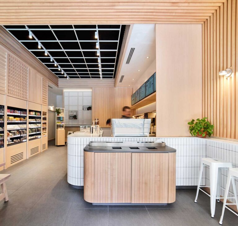 Welcome to Picnic food, where the natural, modern space upholds the brand values of this cafe serving fresh and unprocessed grab and go food.