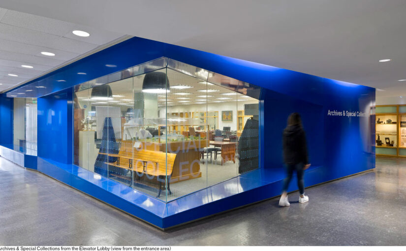 History and progress are the inspiration for these university spaces