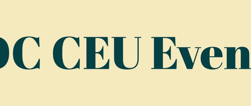 WOC CEU Evening – February 18