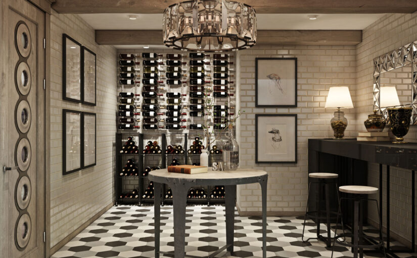 Wine Cellars & Wine Tasting Rooms – Coming Of Age