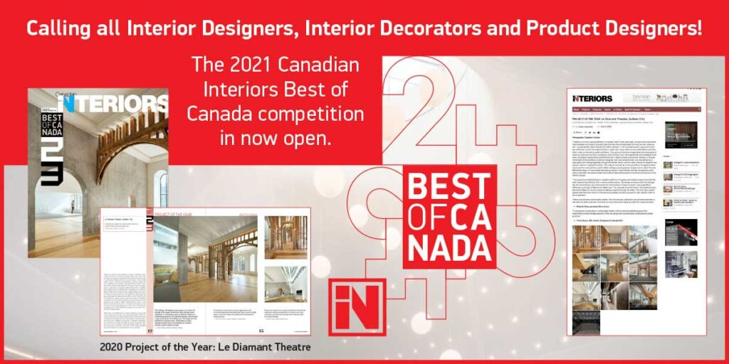 Best of Canada Promotion Graphic