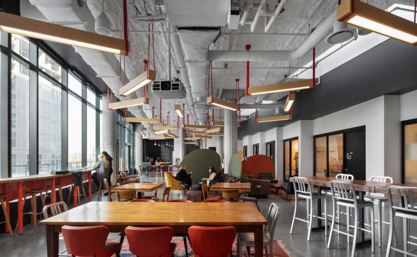 A space for creative ideas to thrive