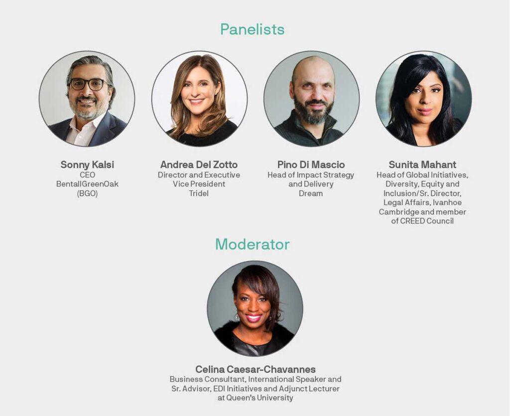 CREED Panelists