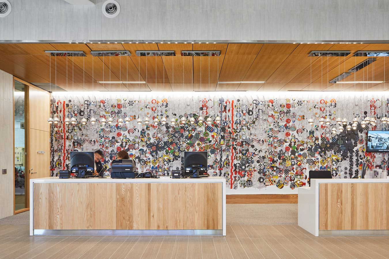 Toronto's Albion Library turns the page on dated institutional design