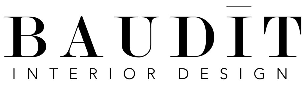 Baudit Interior Design Logo