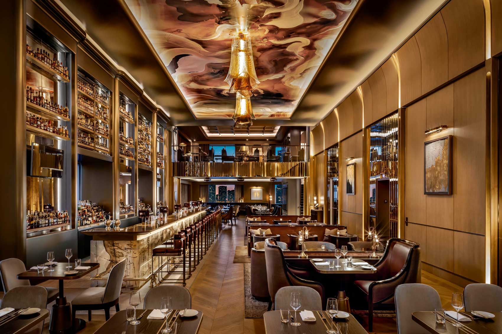 Whisky and whimsy reform luxury hospitality design