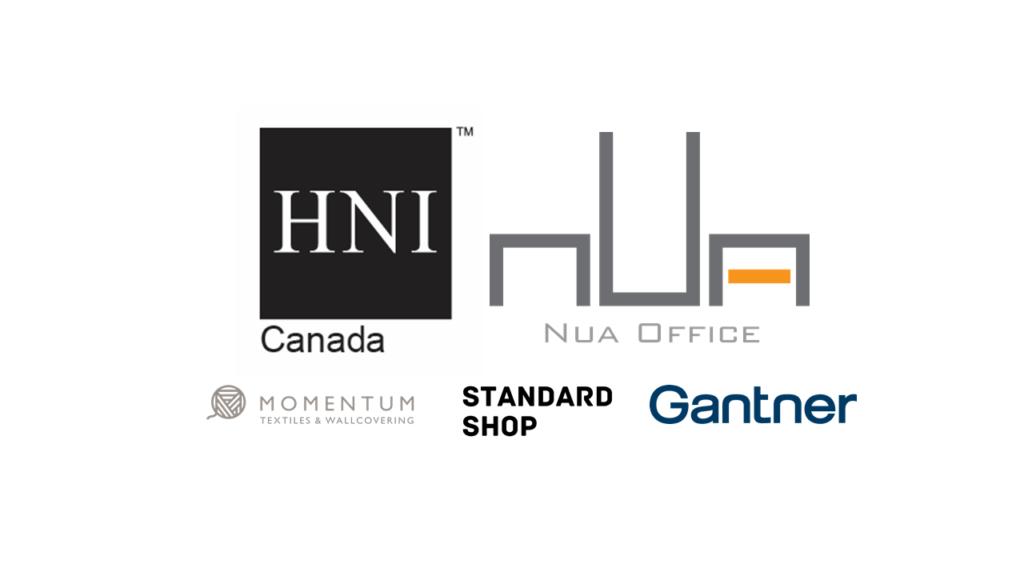 HNI and NUA office logos