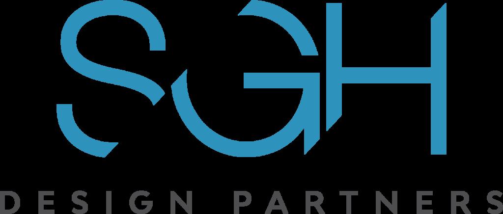 SGH Design Partners Logo