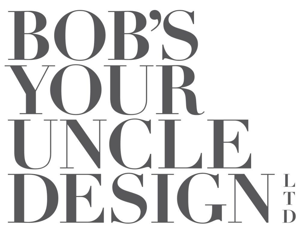 Bobs Your Uncle Design Logo