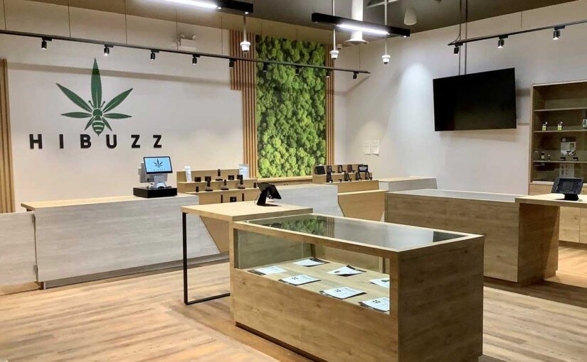 This Brampton dispensary is all about the buds and the bees